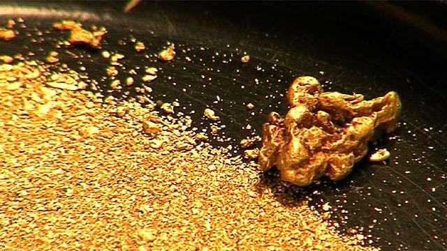 золотая лихорадка Золотая лихорадка