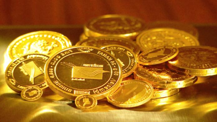 золотые монеты Качество золота