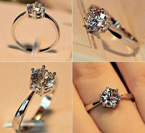 бриллиантовое кольцо Кольца с бриллиантом виды, дизайн, тип оправы, форма камня как выбрать
