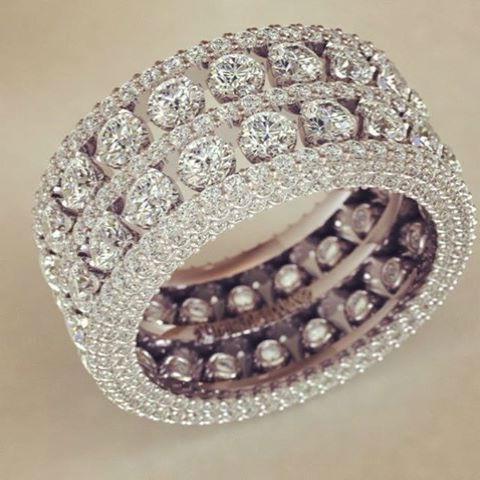кольцо с бриллиантами Из истории алмазов