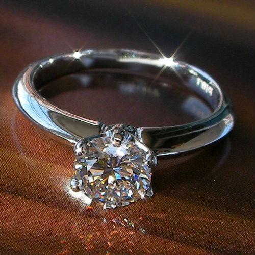 кольцо с бриллиантом чистота камня Кольца с бриллиантом виды, дизайн, тип оправы, форма камня как выбрать