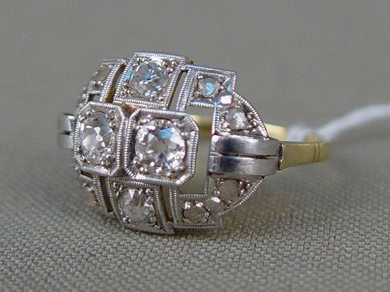 кольцо с бриллиантом Из истории алмазов