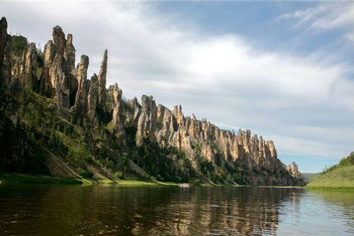 Чаро Синская зона Алмазодобытчик «АЛРОСА»