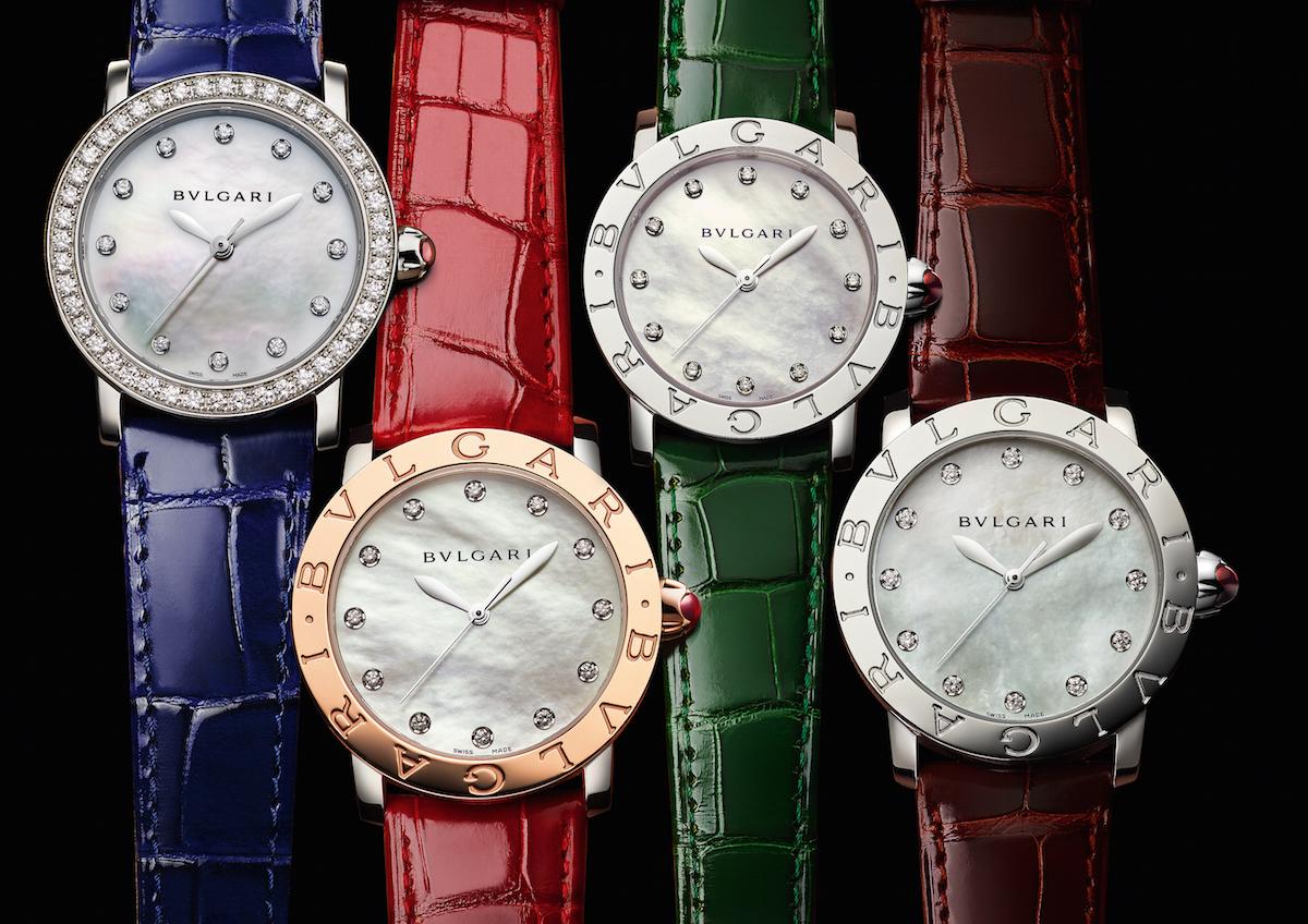 часы булгари Компания Bvlgari (Булгари)