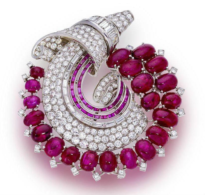 ювелирные украшения Mauboussin Сочетание камней в ювелирных изделиях