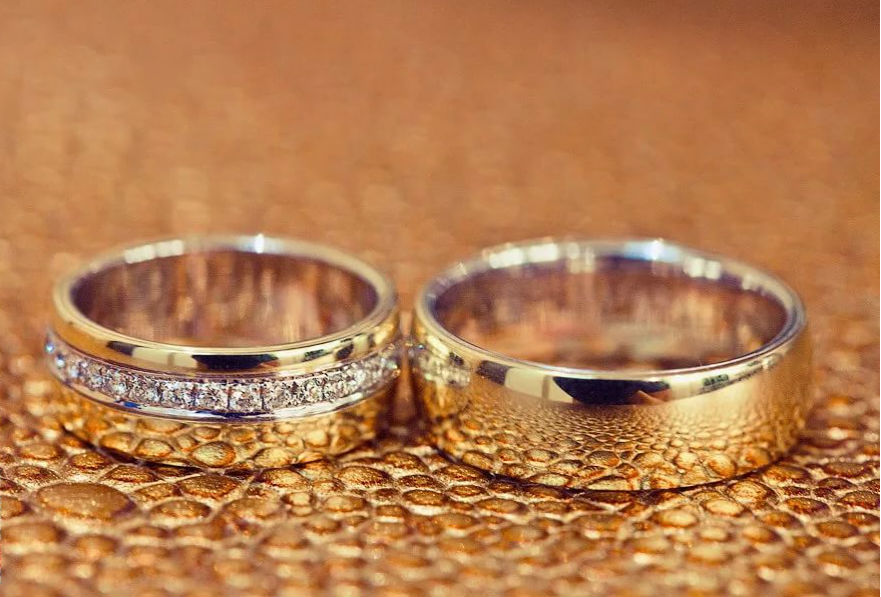 обручальные кольца Какими должны быть обручальные кольца?