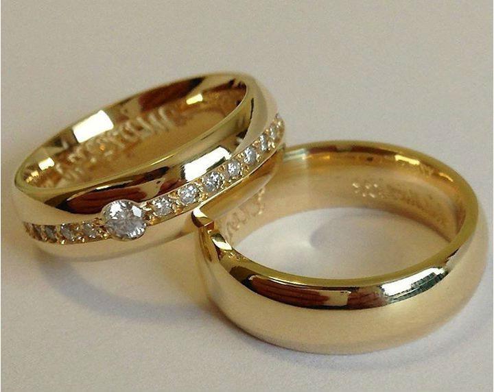 обручальные кольца2 Какими должны быть обручальные кольца?