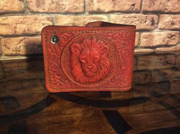 подарок портмоне Подарок для Льва
