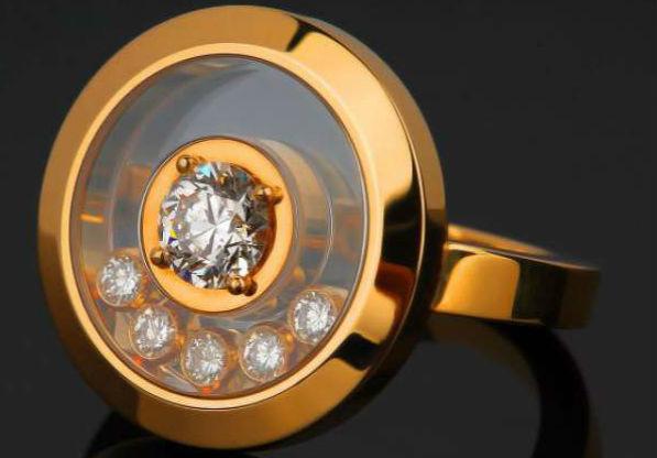 Chopard ТОП 10 мировых ювелирных брендов