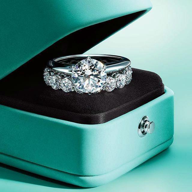 Tiffany ТОП 10 мировых ювелирных брендов