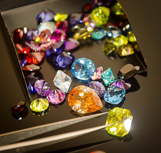 оценка качества бриллиантов Оценка цветных бриллиантов